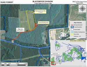 Blackwood Drone Site